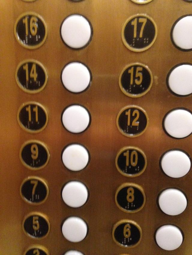 No 13th Floor