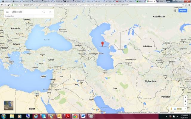 Caspian Sea 2