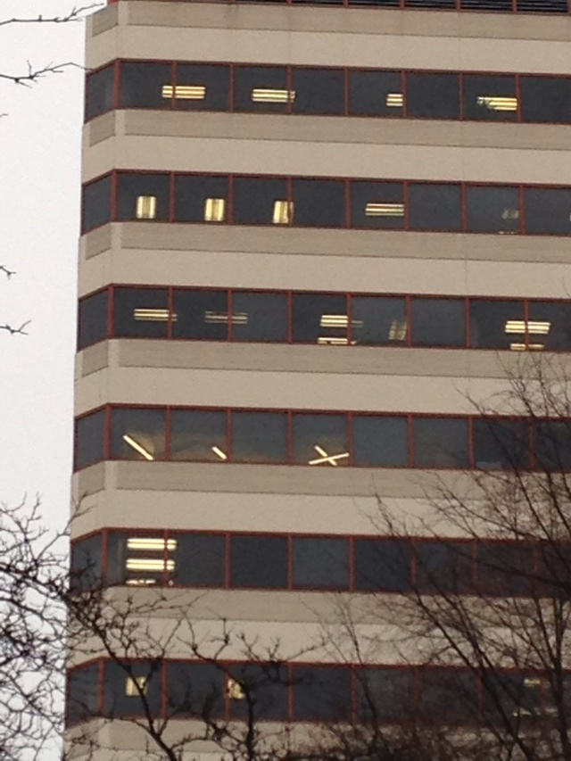 Tic Tac Toe Office Windows