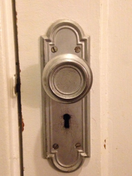 doorknob face