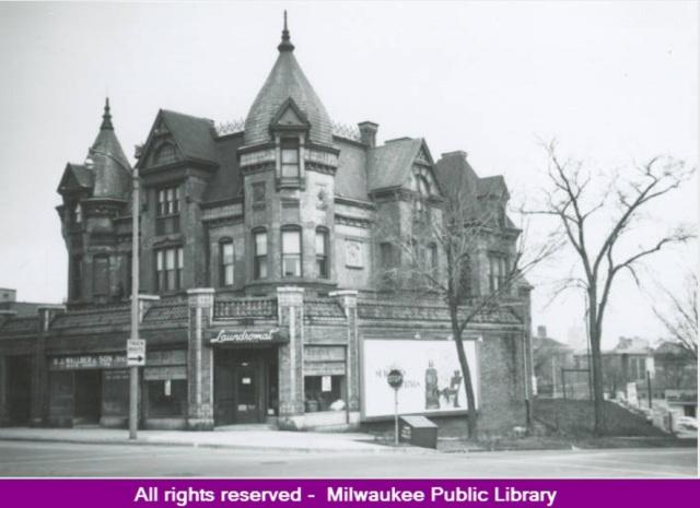 Blatz mansion 12-3-1963