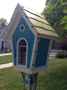 Little Free Library #9 - Makenna's Tribute (katherinewikoff.com)