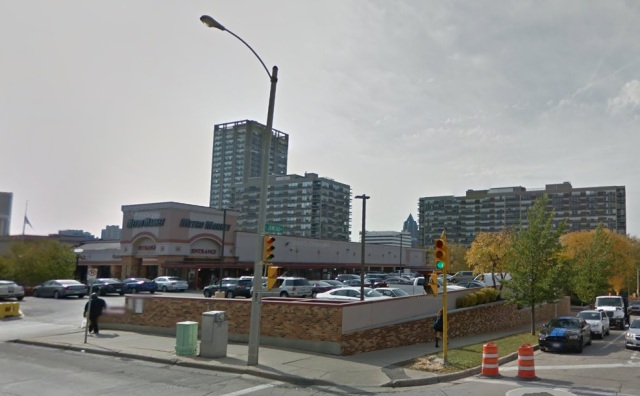 Metro Market, screen capture of Google Maps, Street View