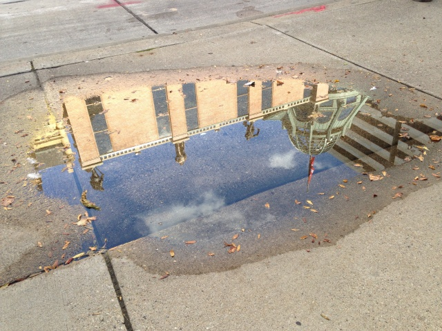 Grohmann Museum, Reflected